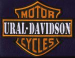 Motor Cycles URAL - DAVIDSON