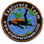 Explorers Team - nurkowanie