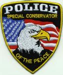 Police Special Conservator