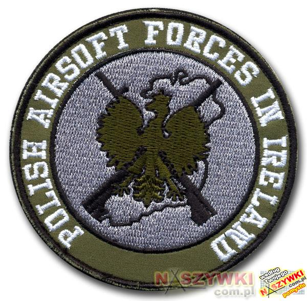 Polish Airsoft Forces in Ireland