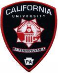 Naszywka Uniwersytetu w Kalifornii