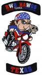 RWB HAWGS Klub Motocyklowy z Teksasu