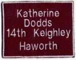 Katherine Dodds USA