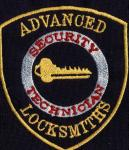 Locksmiths Advanced Security Technician