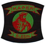 Naszywki dla klubu motocyklowego ze Ślesina - KAPER