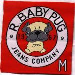BabyPug producent Jeansu
