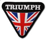Triumph - Naszywka na Plecy