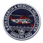 Emblemat S-61N Search & Rescue Helicopter - Greenland
