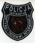 Policja Instruktor