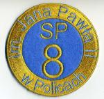 SP im. Jana Pawła II w Policach